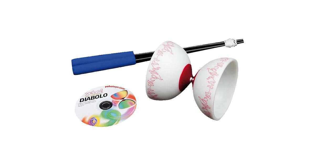 Diabolo mit LED-Beleuchtung