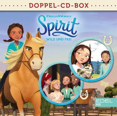 Spirit Folge 23 u 24 Hörbuch