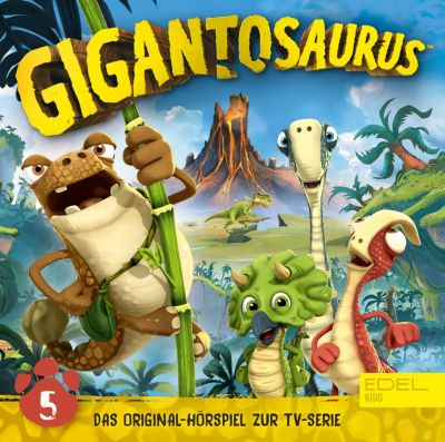 Gigantosaurus F05 Hörbuch