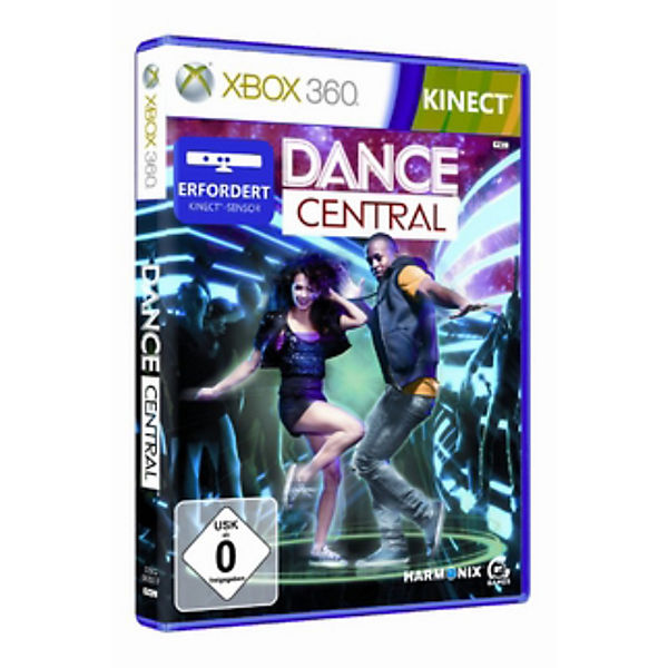 XBOX360 KINECT Dance Central