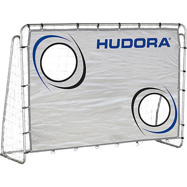 Fußballtor Trainer mit Torwand, 213 cm, Hudora   myToys