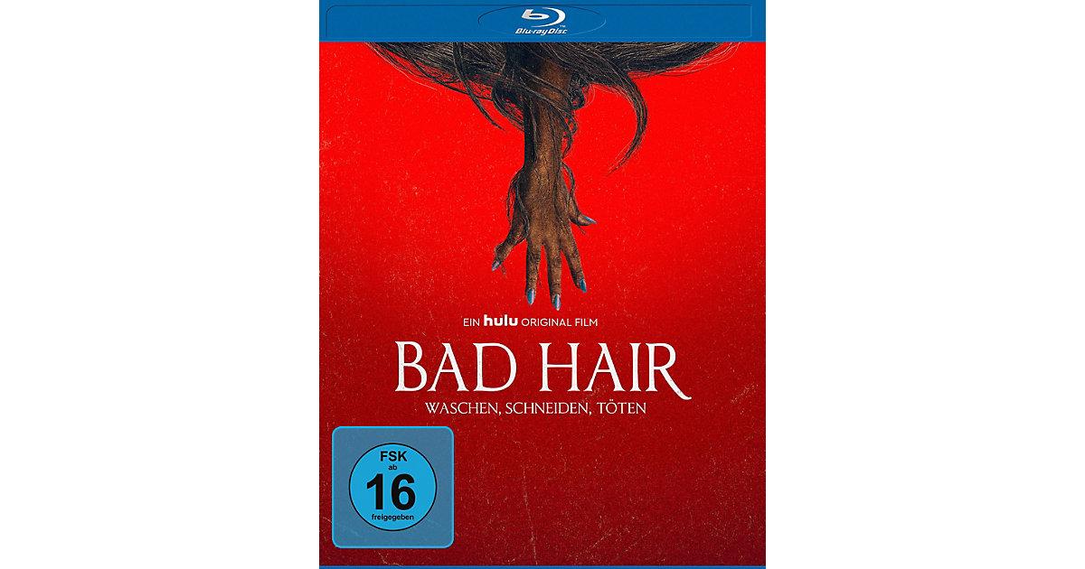 BLU-RAY Bad Hair Hörbuch