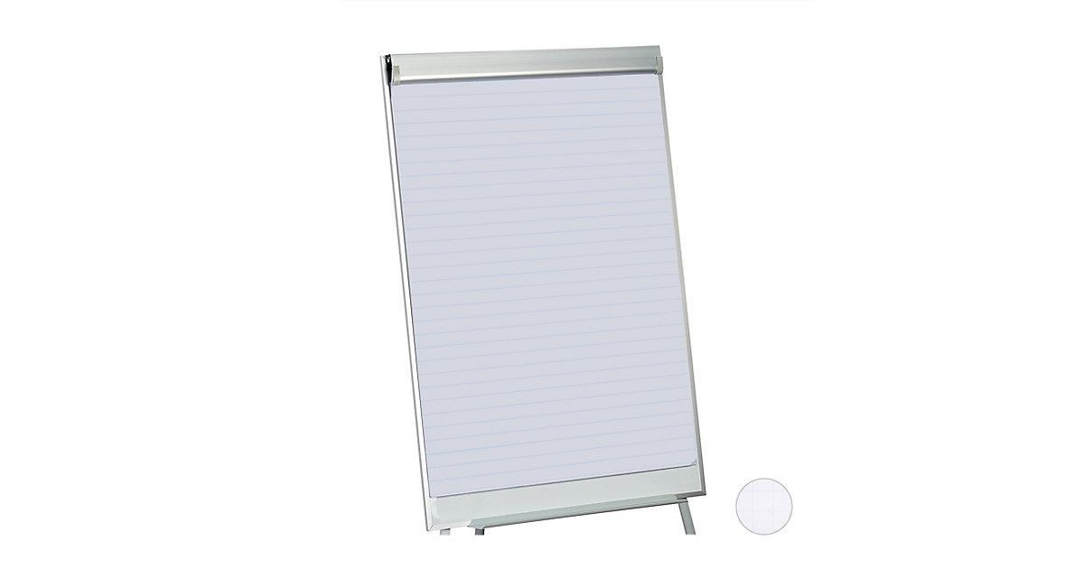Flipchart Papier 50 Blatt weiß