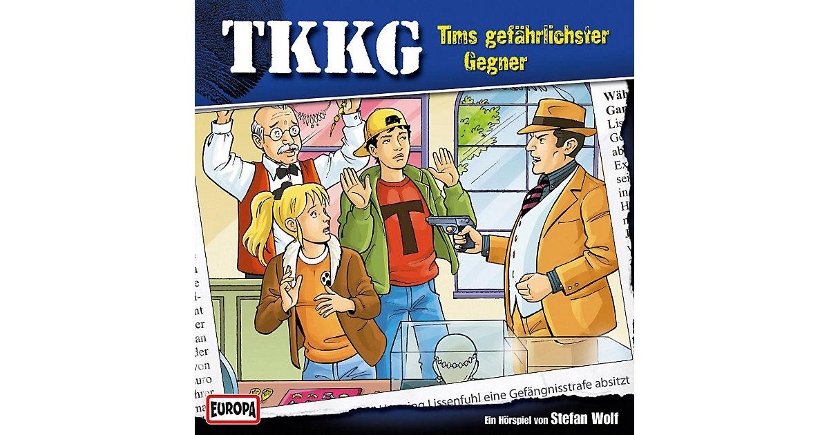 CD TKKG 149 - Tims gefährlichster Gegner