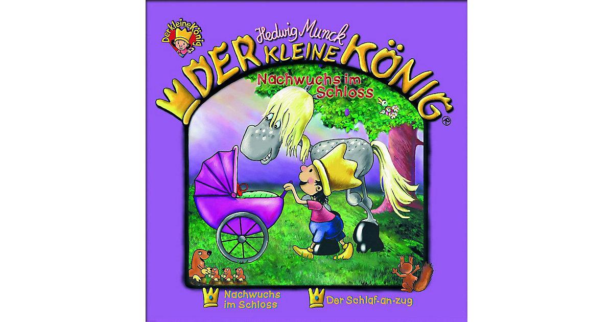 CD Der kleine König 22: Nachwuchs im Schloss