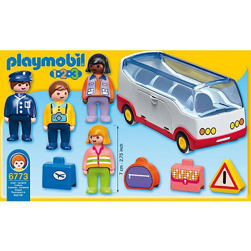 Конструктор Playmobil Шаттл бас в аэропорт от PLAYMOBIL®