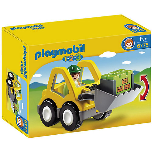 Конструктор Playmobil Экскаватор от PLAYMOBIL®