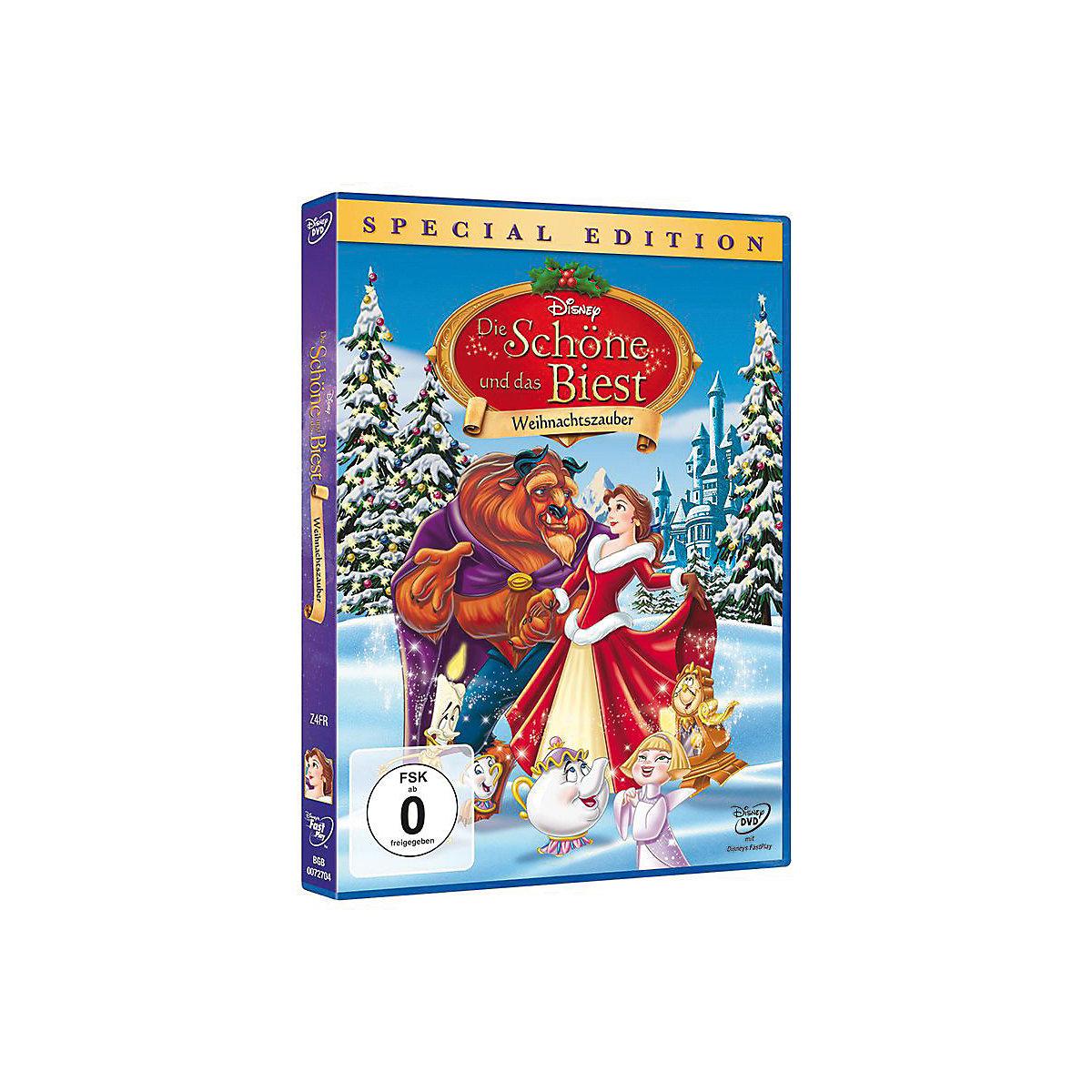 Schöne Und Das Biest Dvd