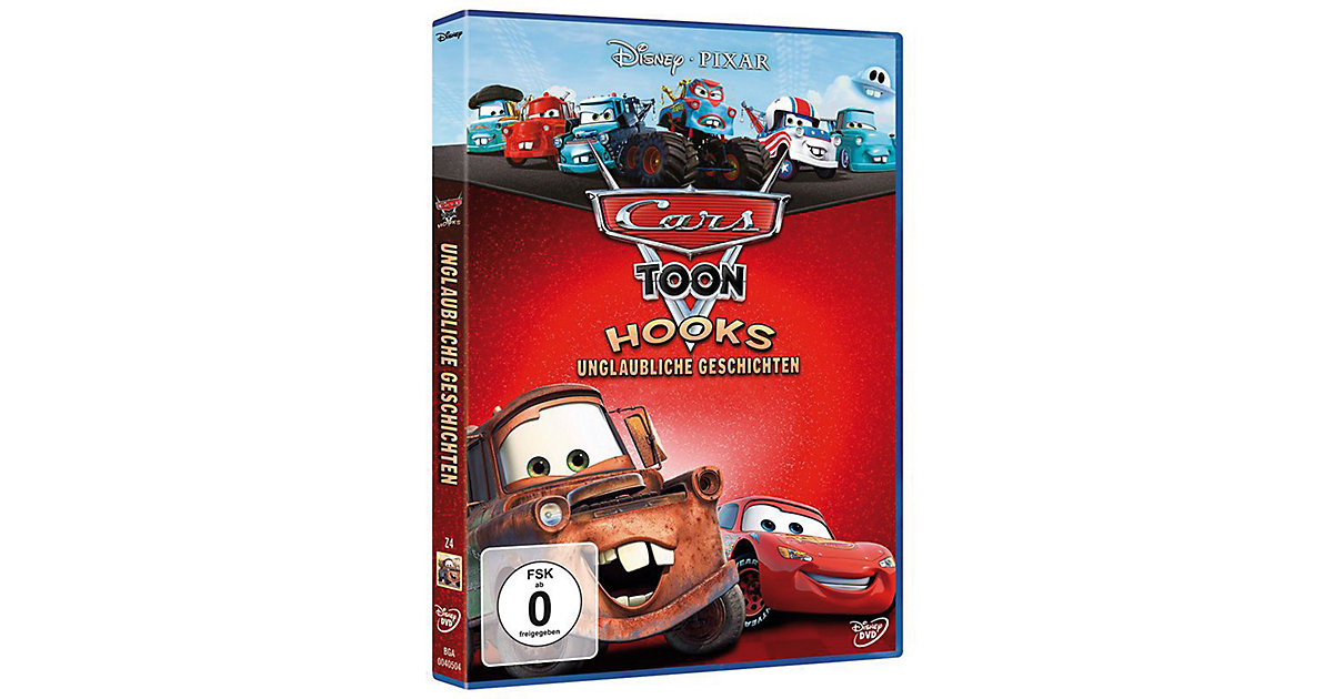 DVD Hooks unglaubliche Geschichten