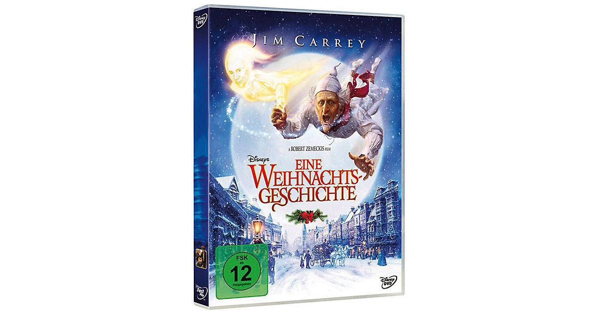 DVD Disneys Eine Weihnachtsgeschichte