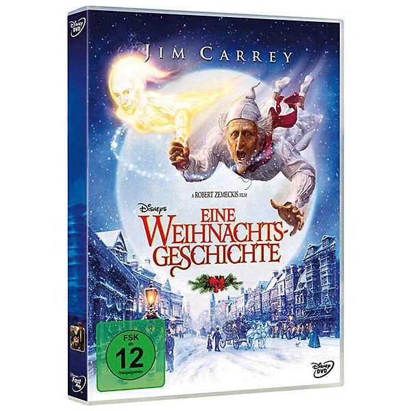 Dvd Disneys Eine Weihnachtsgeschichte Disney Mytoys