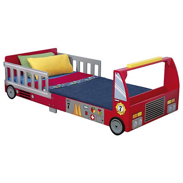Kinderbett Feuerwehr 70 X 140 Cm Kidkraft Mytoys