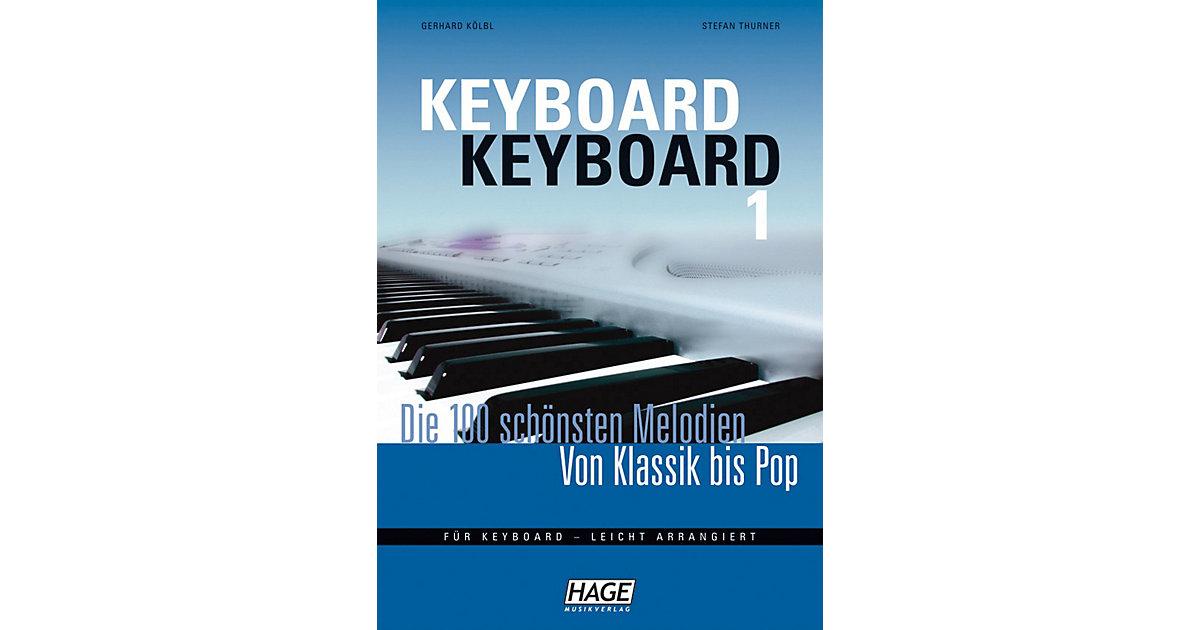Keyboard Keyboard 1 - Die 100 schönsten Melodie...