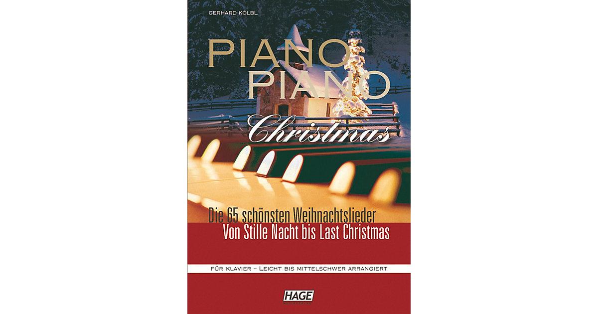 Piano Piano Christmas - Die 65 schönsten Weihna...