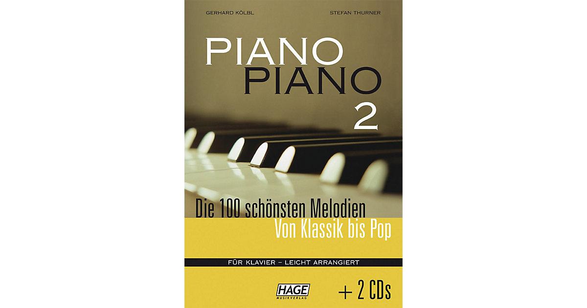 Piano Piano 2 - Die 100 schönsten Melodien von ...