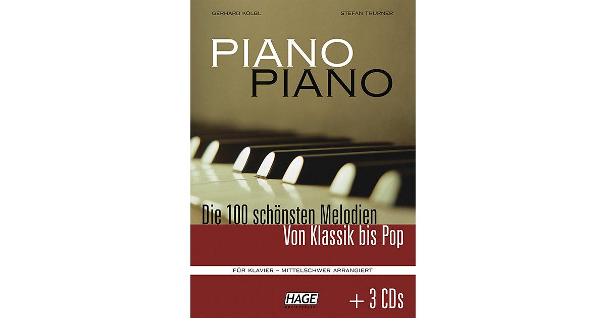 Piano Piano 1 - Die 100 schönsten Melodien von ...