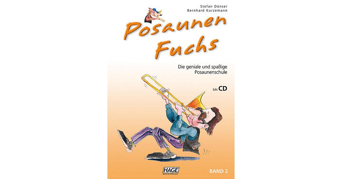 Posaunen-Fuchs 2, mit Audio-CD