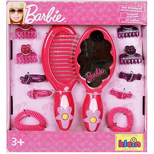 "klein Набор с зеркалом ""Barbie"", 12 предметов от klein"