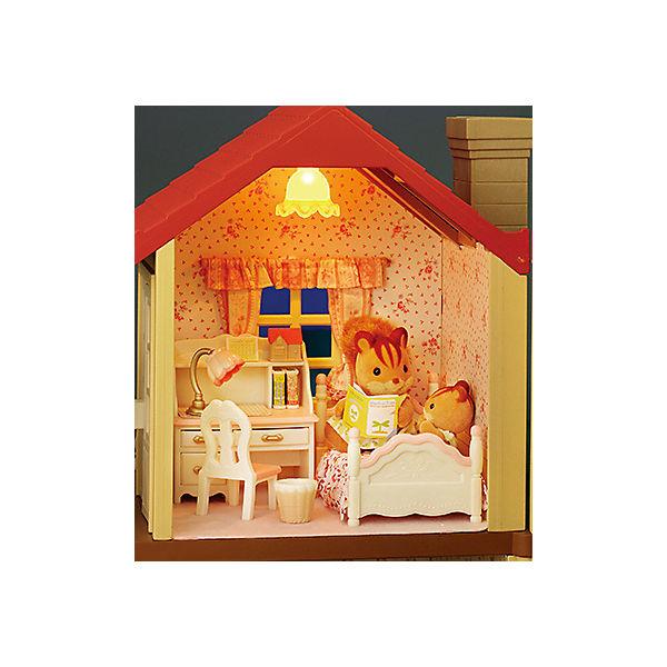 """Набор """"Большой дом со светом"""" Sylvanian Families, новая версия"""