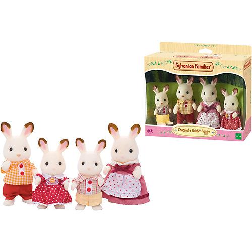 """Набор """"Семья шоколадных кроликов"""" Sylvanian Families от Эпоха Чудес"""