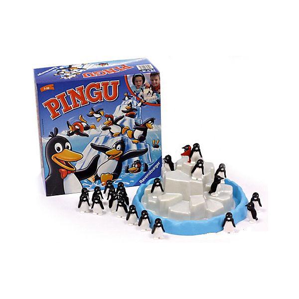"""Настольная игра Ravensburger """"Пингвины на льдине"""""""