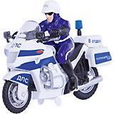 ТЕХНОПАРК Металлический мотоцикл