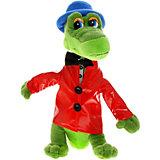 Мягкая игрушка Мульти-Пульти Крокодил Гена, озвученная, 33 см