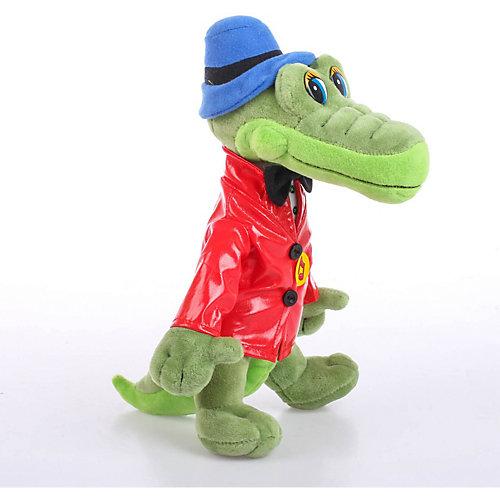 Мягкая игрушка Мульти-Пульти Крокодил Гена, озвученная, 33 см от Мульти-Пульти