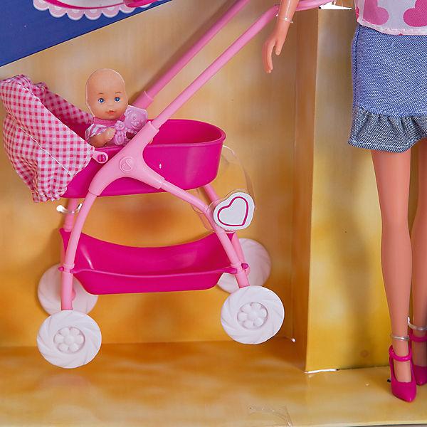 """Кукла """"Штеффи с новорожденным"""", Simba"""