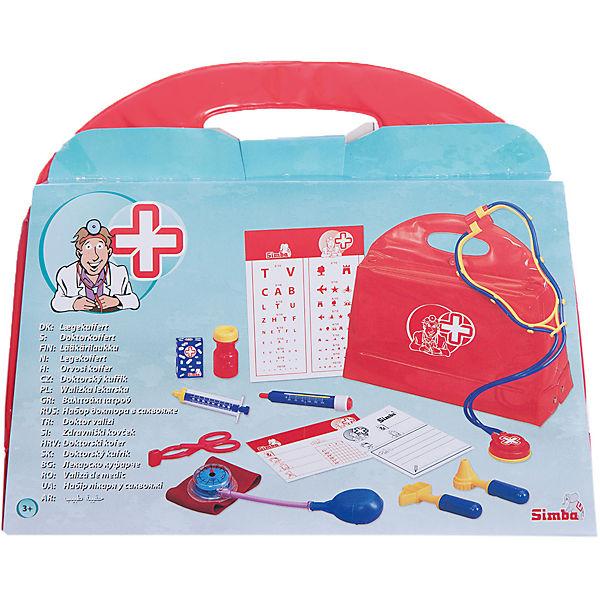 Simba Набор доктора в сумочке