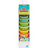 Башня для вечеринки Play-Doh, 10 баночек