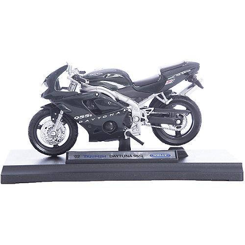 Welly Модель мотоцикла 1:18 Triumph Daitona 955I от Welly