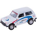 Welly Модель машины 1:34-39 LADA 4x4 Rally