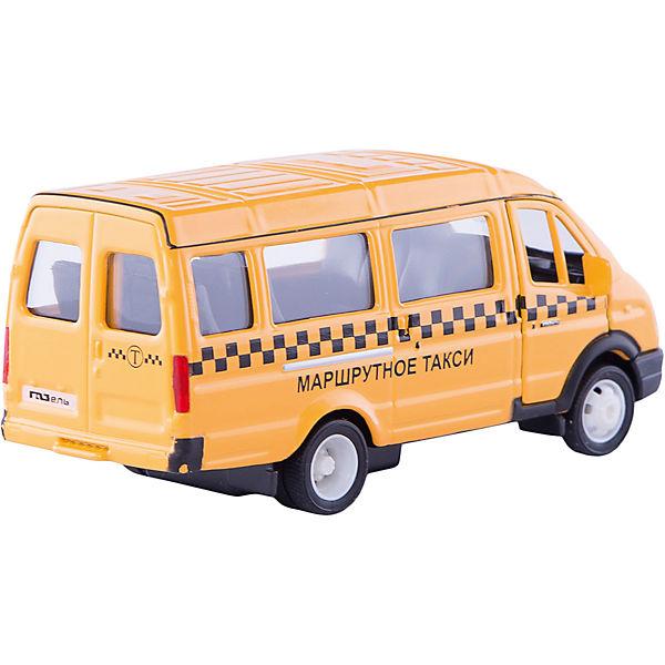 Welly Модель машины ГАЗель Такси