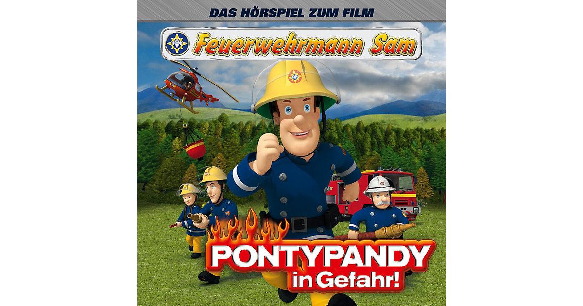 CD Feuerwehrmann Sam - Pontypandy in Gefahr! Hörbuch