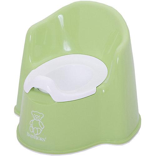 Кресло-горшок BabyBjorn, зеленый от BabyBjorn