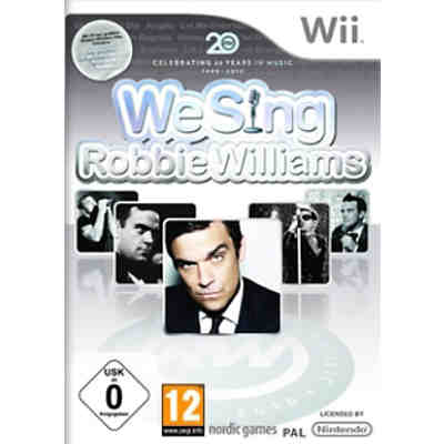 Wii We Sing Robbie Williams (Standalone)