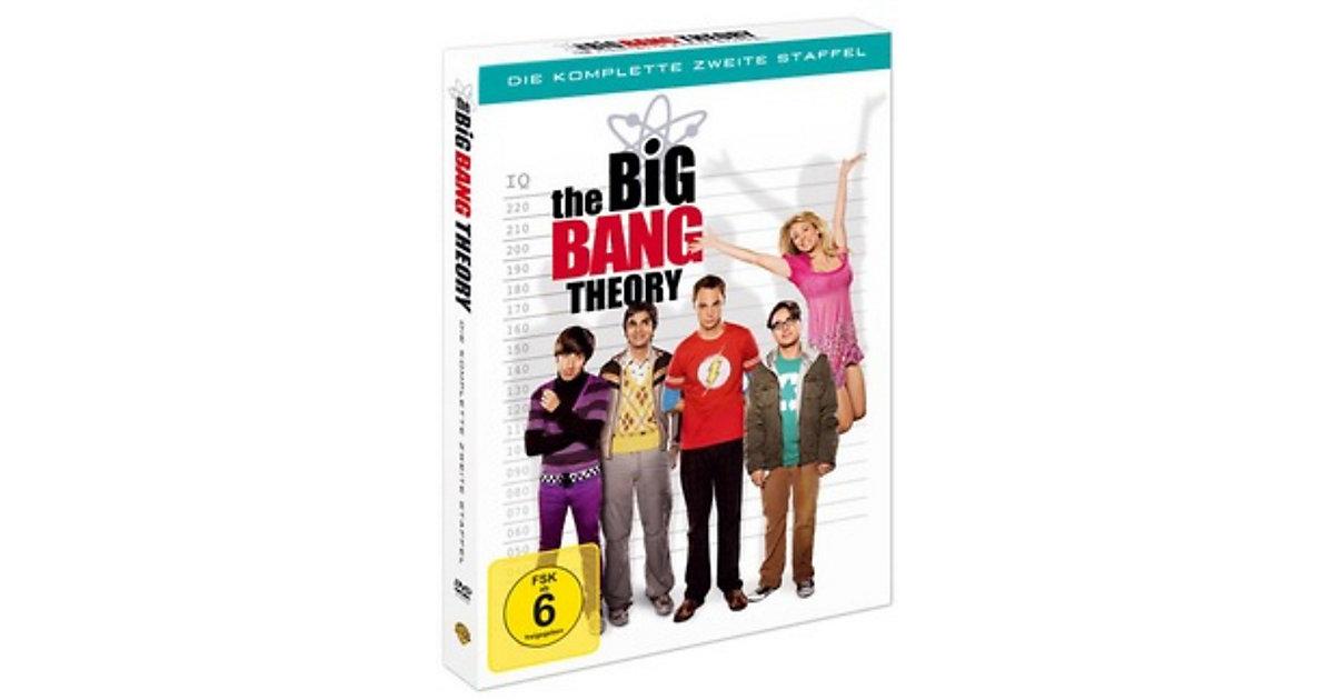 DVD The Big Bang Theory - Season 2 (4 DVDs)