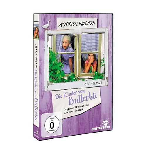 universum DVD Die Kinder aus Büllerbü (TV-Serie 60er Jahre) Sale Angebote Pappenheim