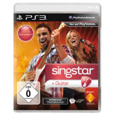 PS3 SingStar Guitar (Standalone)
