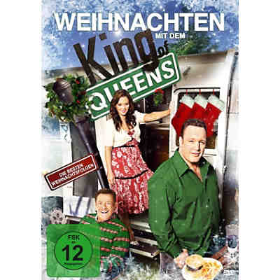 DVD Weihnachten mit dem King of Queens