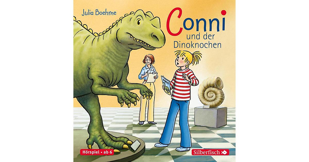 Conni und der Dinoknochen, 1 Audio-CD Hörbuch