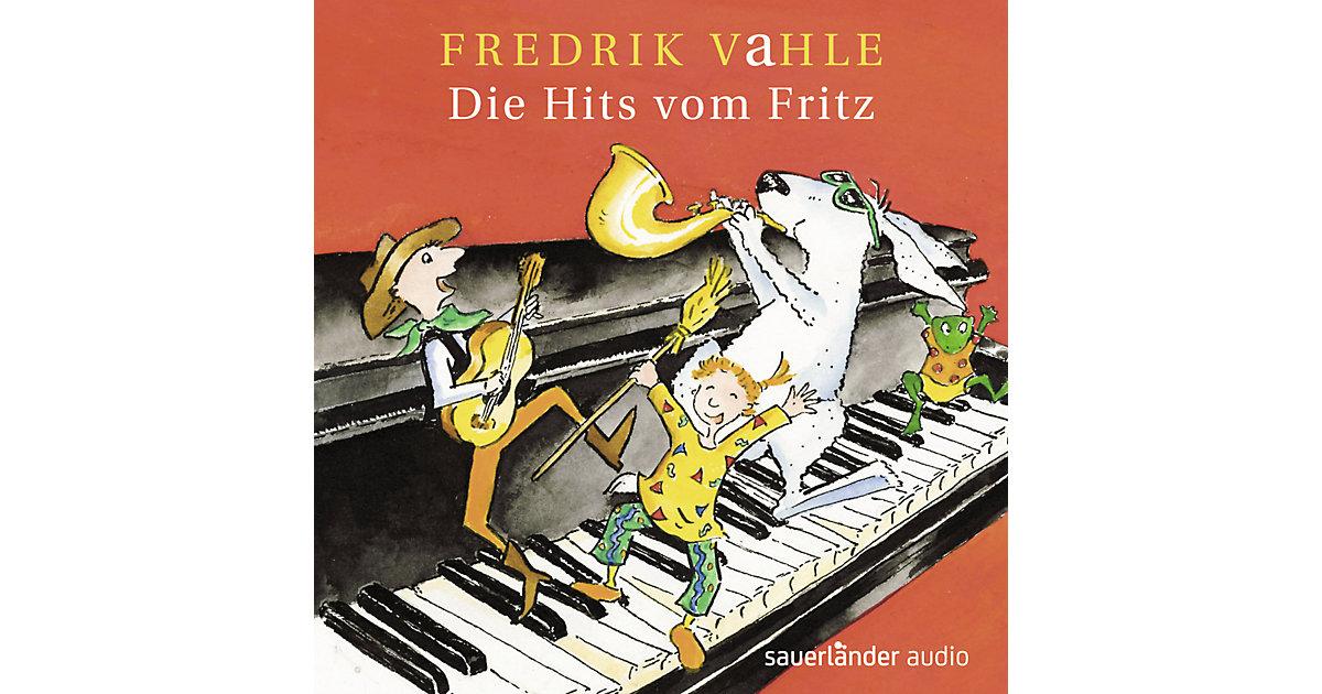 Hits vom Fritz, 1 Audio-CD Hörbuch