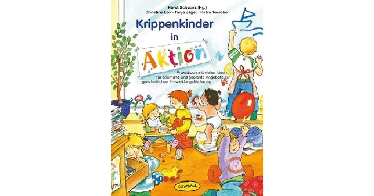 Oekotopia Verlag · Krippenkinder in Aktion
