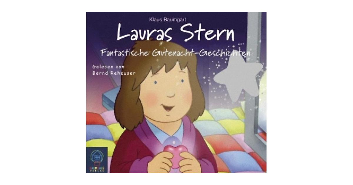 Lauras Stern: Fantastische Gutenacht-Geschichte...