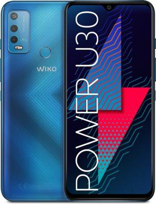 Wiko POWER U30 Smartphone (17,32 cm(6,82 Zoll), 64 GB, 4 GB RAM, Android 11) Midnight Blue dunkelblau
