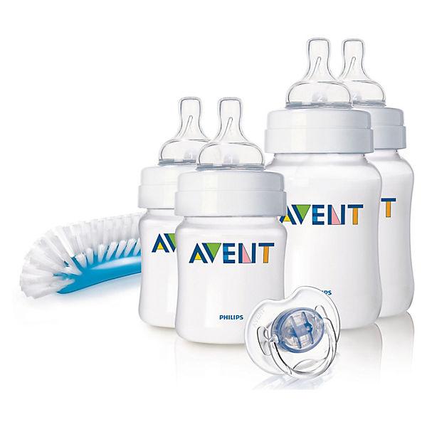 Соски для бутылочки для активных новорожденных