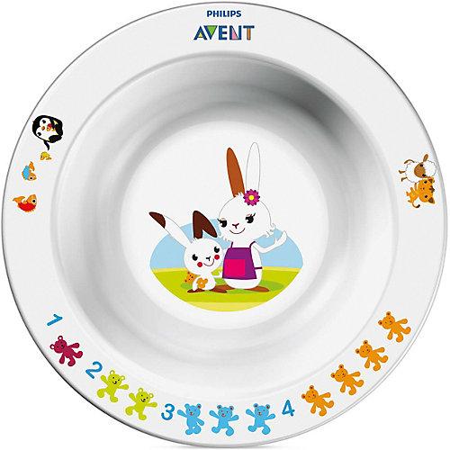 Маленькая глубокая тарелка, AVENT от PHILIPS AVENT