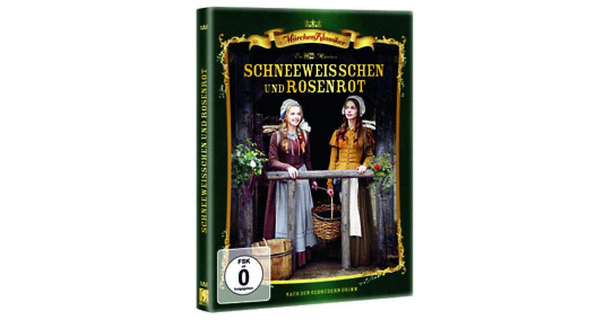 DVD Märchen Klassiker - Schneeweisschen und Rosenrot Hörbuch
