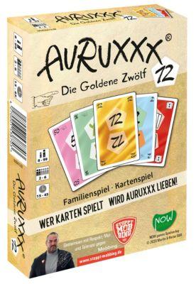 Kartenspiel  - Die Goldene 12